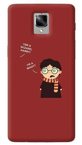 Wizard Harry Oneplus 3/ 3T Case