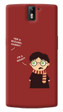 Wizard Harry Oneplus One