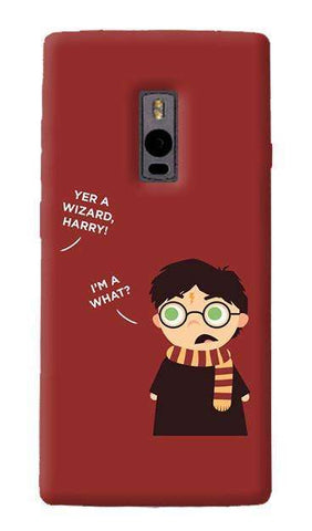 Wizard Harry OnePlus Two Case