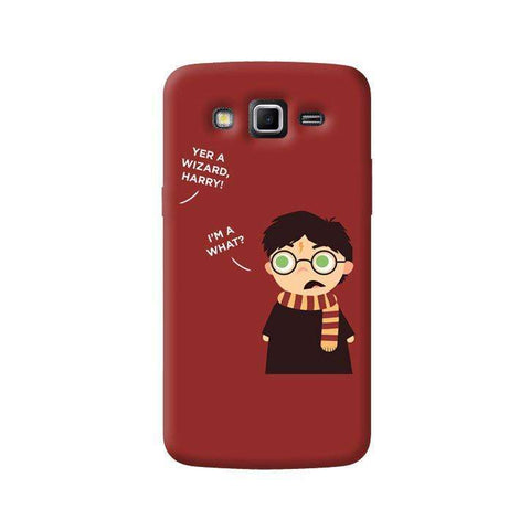 Wizard Harry Samsung Galaxy Grand 2 Case