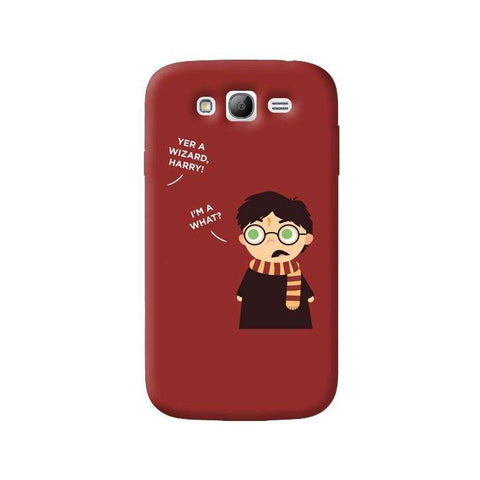 Wizard Harry Samsung Galaxy Grand Case
