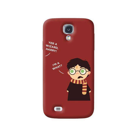 Wizard Harry Samsung Galaxy S4 Case