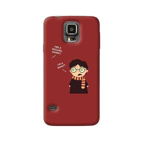 Wizard Harry Samsung Galaxy S5 Case