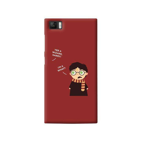 Wizard Harry Xiaomi Mi3 Case