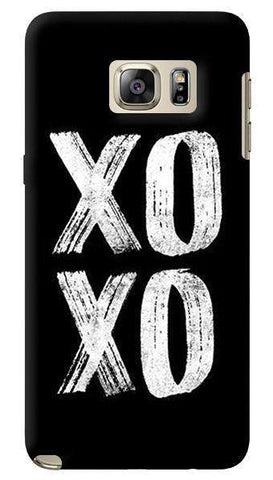XOXO  Samsung Galaxy Note 5 Case
