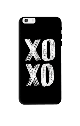 XOXO Apple iPhone 6 Plus Case
