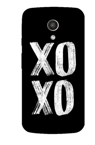 XOXO Motorola Moto G 2nd Gen Case
