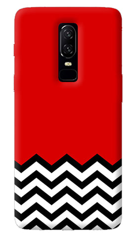Back Lodge Chevron Oneplus 6 Case