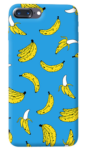 Banana Print iPhone 8 Plus Cover