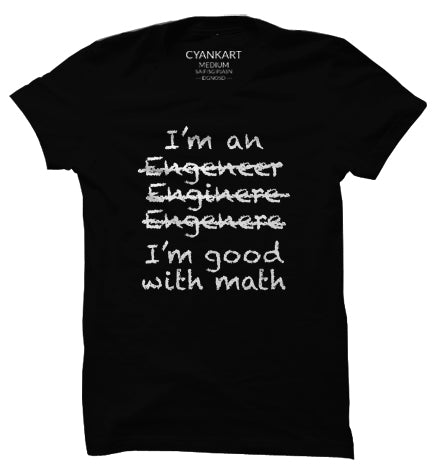 Good With Math T-Shirt