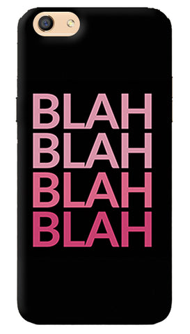 Blah Blah iPhone 8 Cover