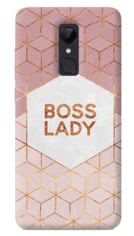 Boss Lady Redmi 5 Case