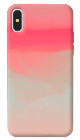 Breathe iPhone X Cover
