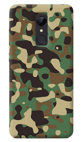 Camo Redmi Note 5 Case