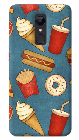 Fast Food Redmi 5 Case