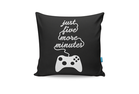 Five More Minutes Cushion Cover