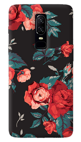 Flower Fashion Oneplus 6 Case