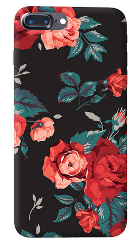 Flower Fashion iPhone 8 Plus Cover