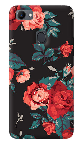 Flower Fashion Oppo F7 Cover