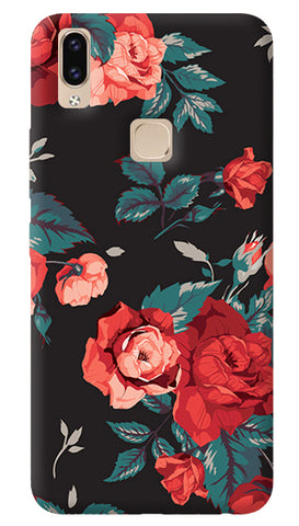 Flower Fashion Vivo V9 Cover