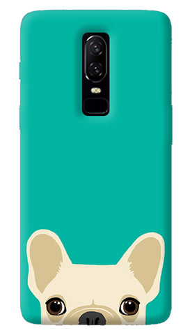 French Bulldog Oneplus 6 Case