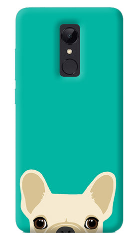 French Bulldog Redmi 5 Case