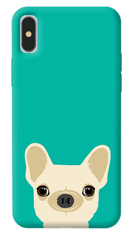 French Bulldog iPhone X Cover