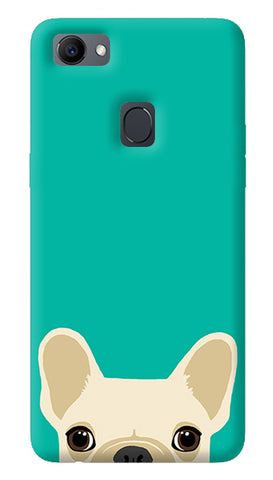 French Bulldog Oppo F7 Cover