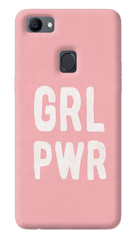 Girl Power Oppo F7 Cover