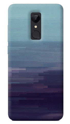 Glitched Redmi 5 Case