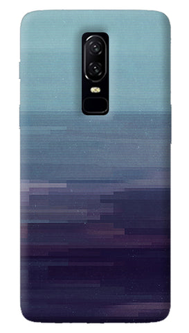 Glitched Oneplus 6 Case