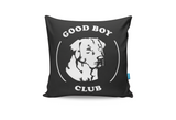 Good Boy Club Cushion Cover