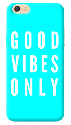 Good Vibes Only iPhone 8 Cover