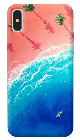 Kay-atching iPhone X Cover