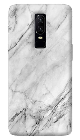low priced 9efbe f2789 Marble Oneplus 6 Case - Cyankart.com