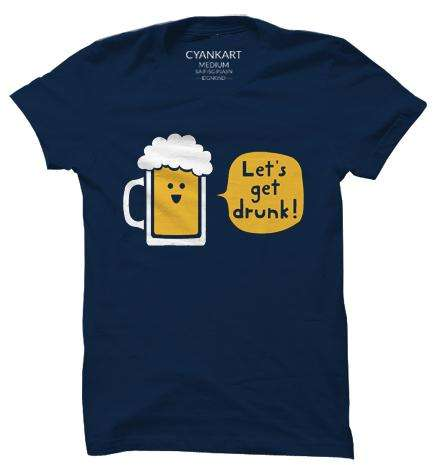 Let's Get Drunk XXXL T-Shirt