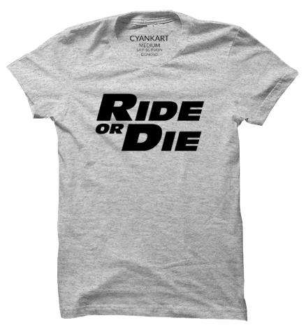 Ride Or Die XXXL T-Shirt