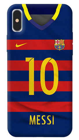 Messi iPhone X Cover
