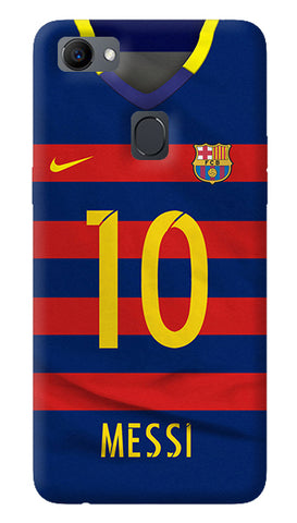 Messi Oppo F7 Cover