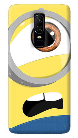 Minion Oneplus 6 Case