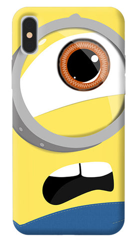 Minions iPhone X Cover