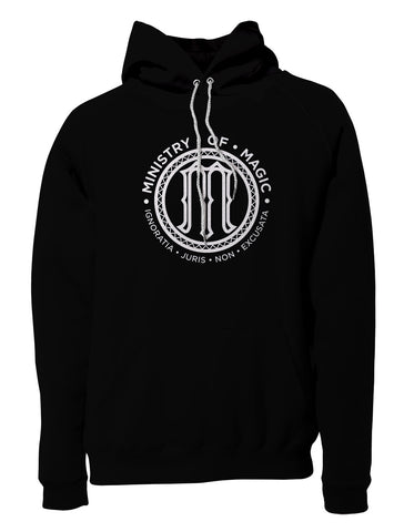Ministry of Magic Pullover Hoodie