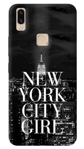 New York City Girl Vivo V9 Cover