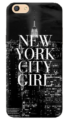 New York City Girl iPhone 8 Cover