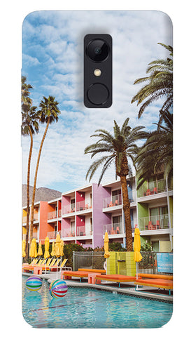 Palm Springs Redmi Note 5 Case