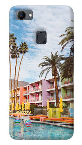 Palm Springs Oppo F7 Cover