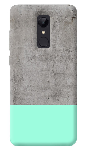 Sea Concrete Redmi Note 5 Case