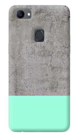 Sea On Concrete Oppo F7 Cover