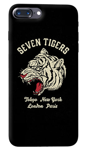 Seven Tigers iPhone 8 Plus Cover