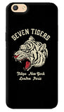 Seven Tigers iPhone 8 Cover
